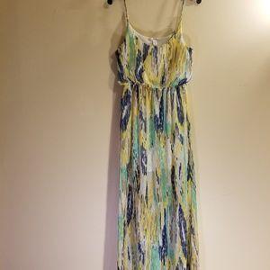 Ambiance apparel long sleeve maxi dress